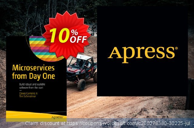 Microservices From Day One (Carneiro Jr.) discount 10% OFF, 2021 January offering sales