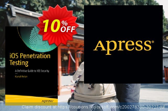iOS Penetration Testing (Relan) discount 10% OFF, 2021 New Year's Weekend promotions