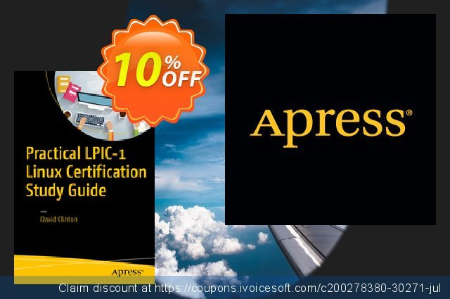 Practical LPIC-1 Linux Certification Study Guide (Clinton) 令人敬畏的 销售折让 软件截图