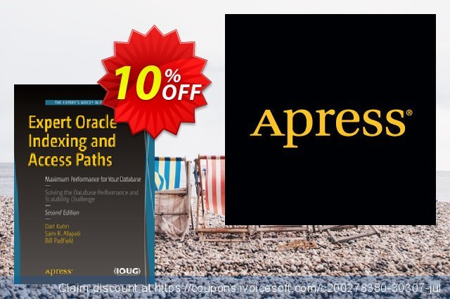 Expert Oracle Indexing and Access Paths (Kuhn) discount 10% OFF, 2021 New Year's Day discount