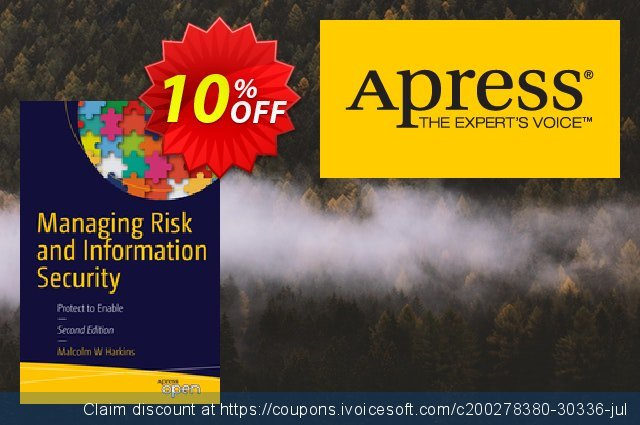 Managing Risk and Information Security (Harkins) discount 10% OFF, 2021 Happy New Year offering sales