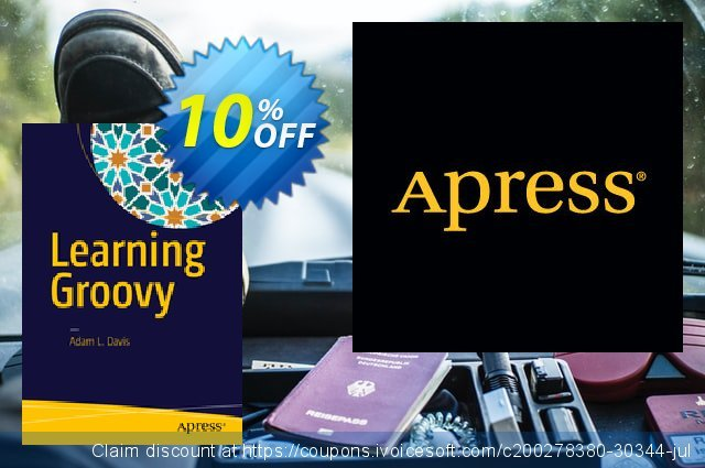 Learning Groovy (Davis) discount 10% OFF, 2021 January offer