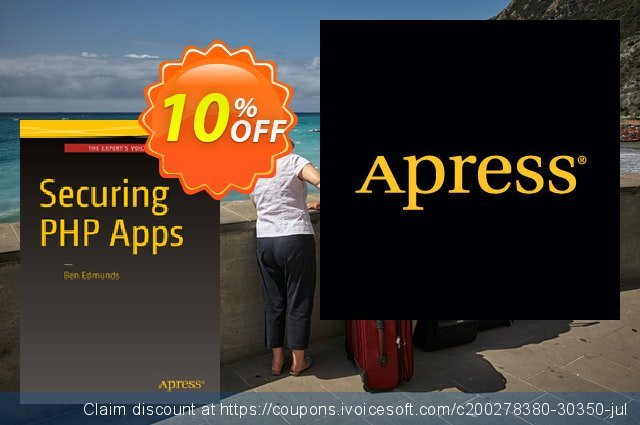 Securing PHP Apps (Edmunds) discount 10% OFF, 2020 American Independence Day offering sales