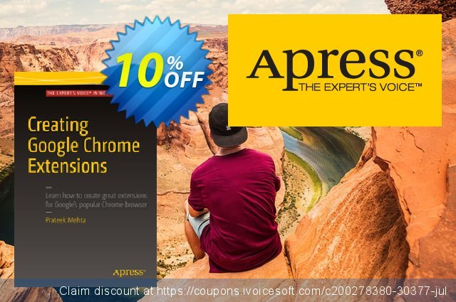 Creating Google Chrome Extensions (Mehta) discount 10% OFF, 2020 Halloween offering deals