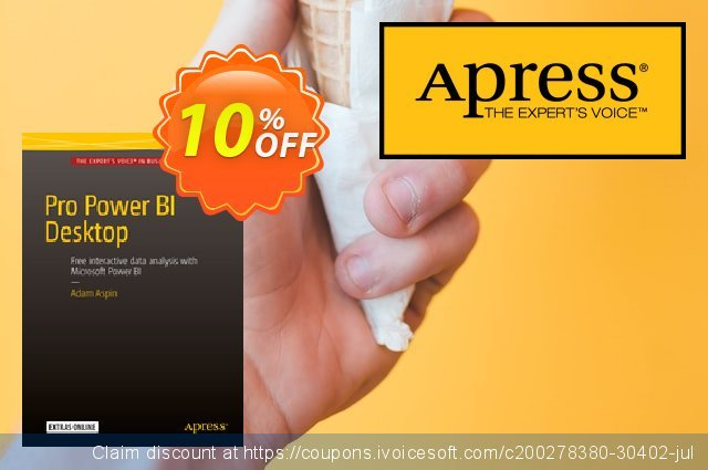Pro Power BI Desktop (Aspin) discount 10% OFF, 2021 New Year's Weekend discount