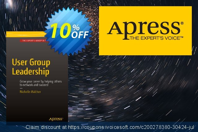 User Group Leadership (Malcher) discount 10% OFF, 2021 Spring offering deals