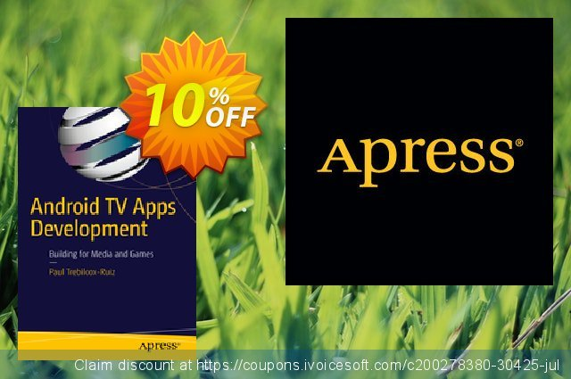 Android TV Apps Development (Trebilcox-Ruiz)  경이로운   매상  스크린 샷