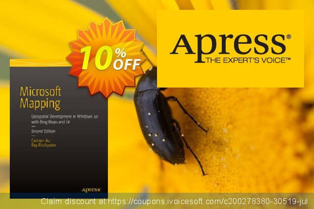 Microsoft Mapping Second Edition (Au) discount 10% OFF, 2021 January offering deals