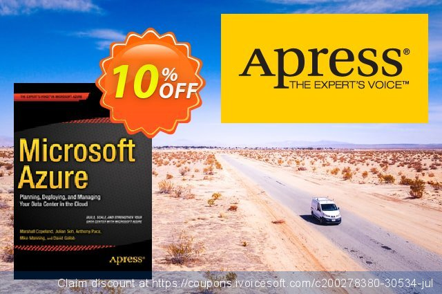 Microsoft Azure (Copeland) discount 10% OFF, 2021 Happy New Year offer