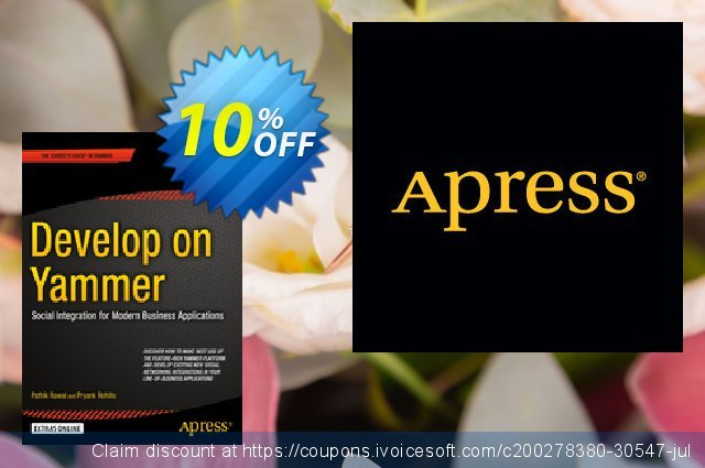 Develop on Yammer (Rawal) discount 10% OFF, 2021 January offering sales