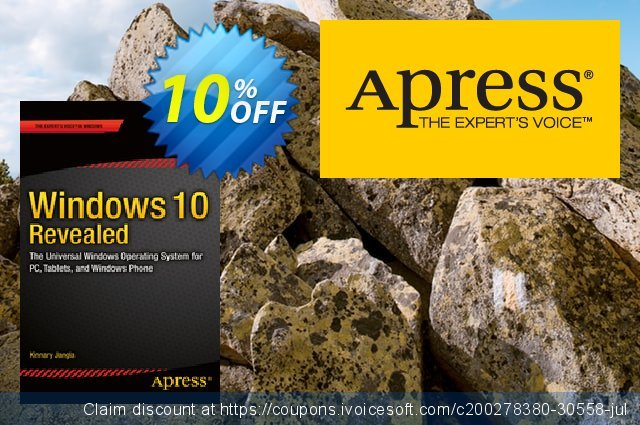 Windows 10 Revealed (Jangla) discount 10% OFF, 2021 New Year promo sales