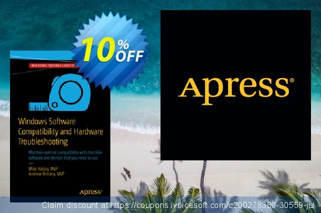 Windows Software Compatibility and Hardware Troubleshooting (Bettany) discount 10% OFF, 2021 New Year's Day promo
