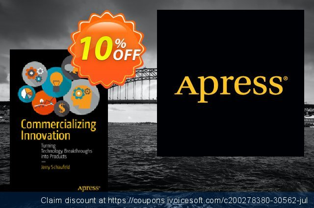 Commercializing Innovation (Schaufeld) discount 10% OFF, 2021 Happy New Year offering sales