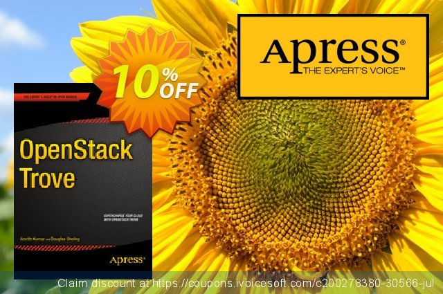 OpenStack Trove (Kumar) discount 10% OFF, 2021 New Year's Day offering sales