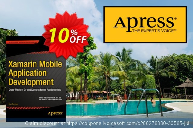 Xamarin Mobile Application Development (Hermes) discount 10% OFF, 2021 Spring offering sales