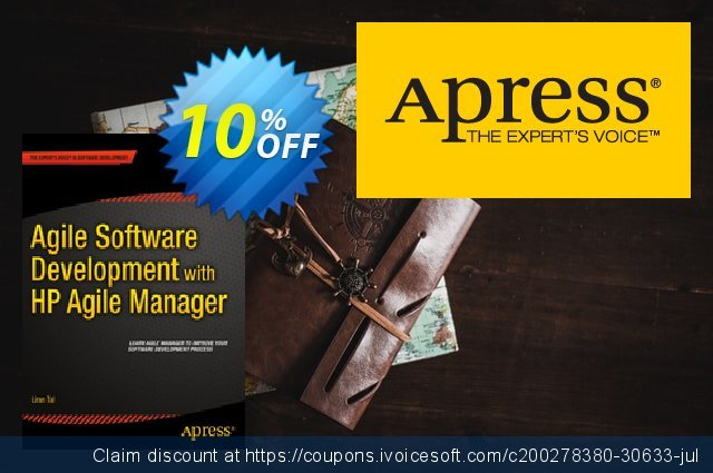 Agile Software Development with HP Agile Manager (Tal) 令人恐惧的 产品销售 软件截图