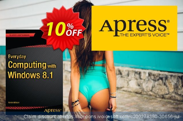 Everyday Computing with Windows 8.1 (Wilson) discount 10% OFF, 2021 New Year offering sales