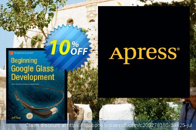 Beginning Google Glass Development (Tang) discount 10% OFF, 2021 New Year's Day promo