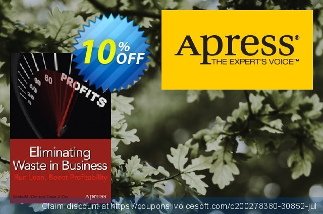 Eliminating Waste in Business (Orr) discount 10% OFF, 2020 Halloween offering deals