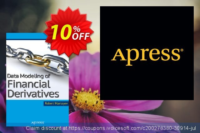 Data Modeling of Financial Derivatives (Mamayev) discount 10% OFF, 2020 Halloween offering sales