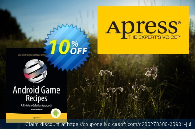 Android Game Recipes (DiMarzio) discount 10% OFF, 2021 Happy New Year sales