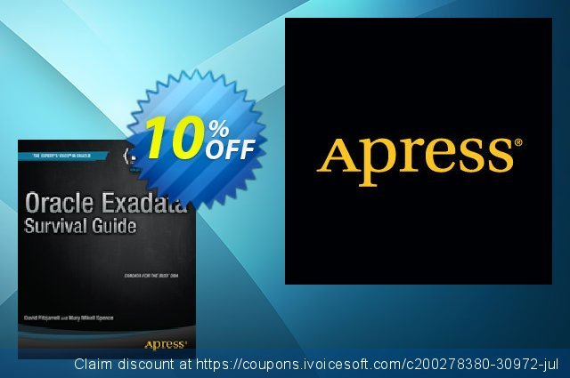 Oracle Exadata Survival Guide (Fitzjarrell) discount 10% OFF, 2020 Halloween offering sales