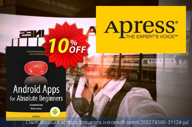 Android Apps for Absolute Beginners (Jackson)  최고의   촉진  스크린 샷