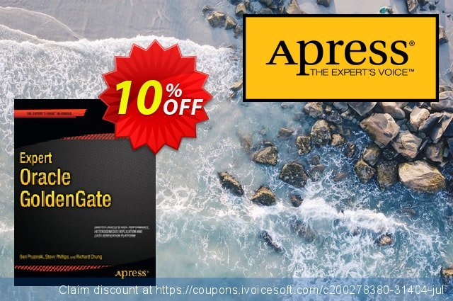 Expert Oracle GoldenGate (Prusinski) discount 10% OFF, 2021 Spring discounts