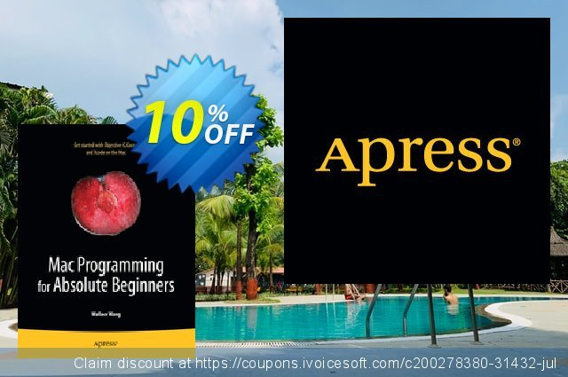 Mac Programming for Absolute Beginners (Wang)  경이로운   매상  스크린 샷