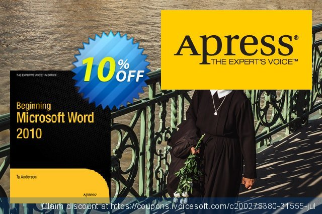 Beginning Microsoft Word 2010 (Anderson) discount 10% OFF, 2021 January offering sales