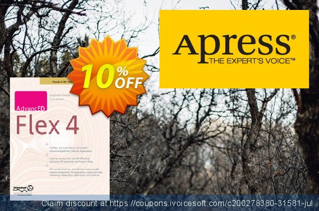AdvancED Flex 4 (Tiwari) discount 10% OFF, 2020 Thanksgiving Day offering sales