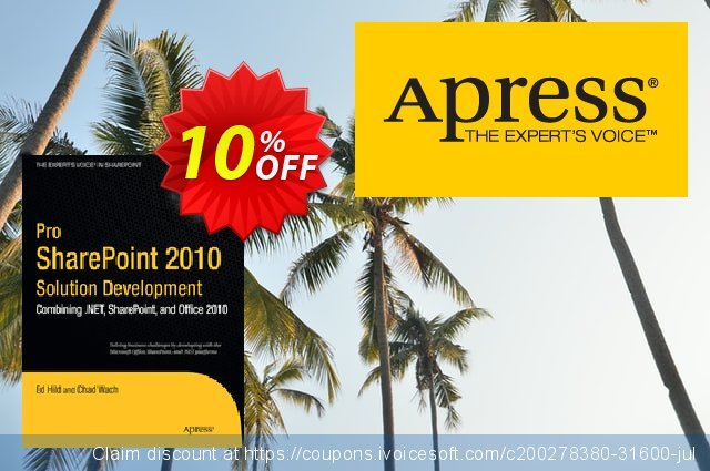 Pro SharePoint 2010 Solution Development (Hild) discount 10% OFF, 2021 All Hallows' Eve offering sales. Pro SharePoint 2010 Solution Development (Hild) Deal