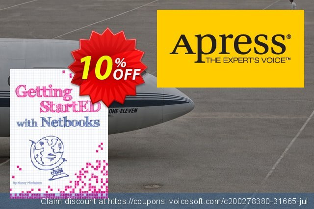 Getting StartED with Netbooks (Nicolaisen) discount 10% OFF, 2020 Halloween offer
