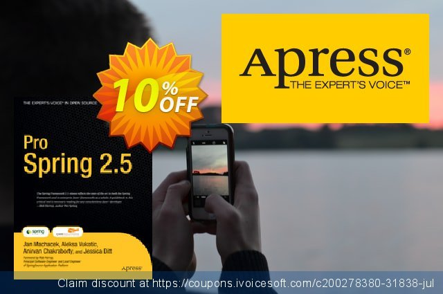 Pro Spring 2.5 (Chakraborty) discount 10% OFF, 2021 Spring offering sales