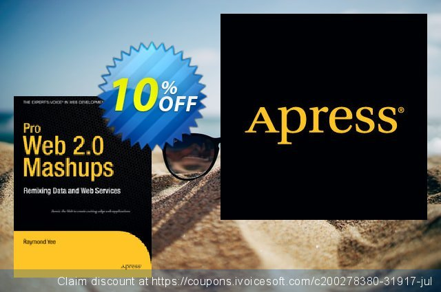 Pro Web 2.0 Mashups (Yee) discount 10% OFF, 2021 New Year's Day discounts