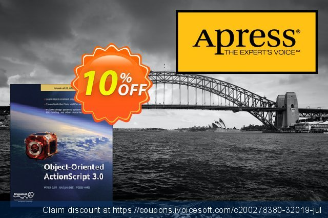 Object-Oriented ActionScript 3.0 (Elst) discount 10% OFF, 2021 New Year's Weekend offering sales