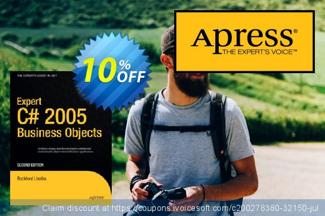 Expert C# 2005 Business Objects (Lhotka) discount 10% OFF, 2021 January discount