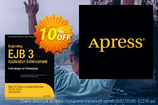 Beginning EJB 3 Application Development (Kodali) discount 10% OFF, 2021 Happy New Year offering sales