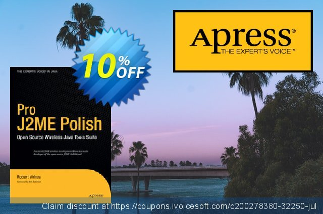 Pro J2ME Polish (Virkus) discount 10% OFF, 2021 New Year's Weekend promo