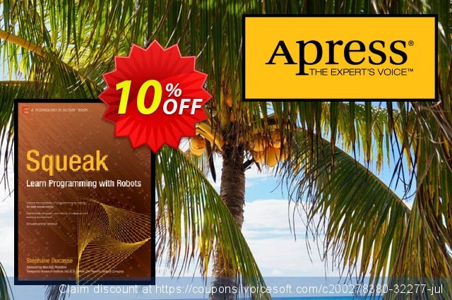 Squeak (Ducasse) discount 10% OFF, 2021 Happy New Year offering sales
