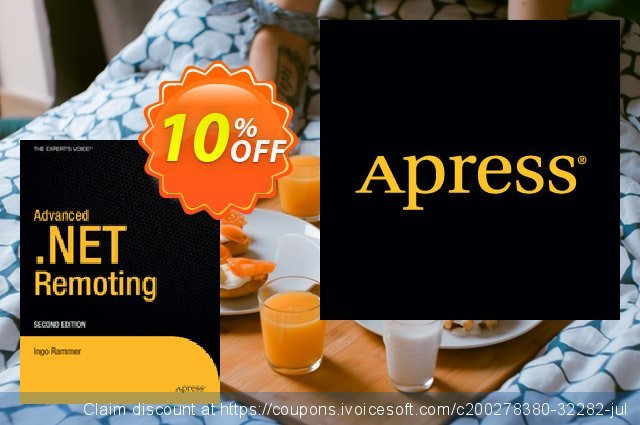 Advanced .NET Remoting (Szpuszta) discount 10% OFF, 2021 Happy New Year offer
