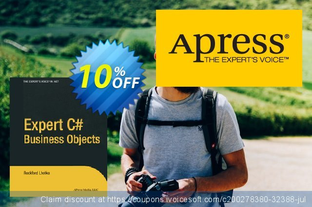 Expert C# Business Objects (Lhotka) discount 10% OFF, 2021 January offering sales