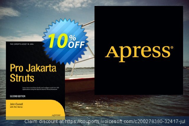 Pro Jakarta Struts (Carnell) discount 10% OFF, 2021 Happy New Year offering discount