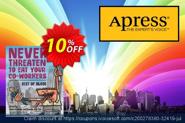 Never Threaten to Eat Your Co-Workers (Burton) discount 10% OFF, 2021 Spring offering deals
