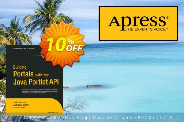 Building Portals with the Java Portlet API (Minter) discount 10% OFF, 2021 New Year's Weekend sales