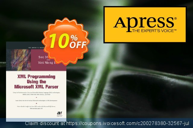 XML Programming Using the Microsoft XML Parser (Lee) discount 10% OFF, 2021 Cheese Pizza Day offering sales. XML Programming Using the Microsoft XML Parser (Lee) Deal