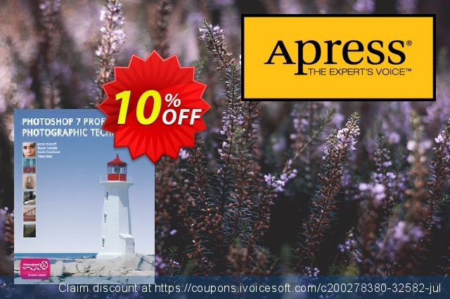 Photoshop 7 Professional Photographic Techniques (Shah) discount 10% OFF, 2021 New Year's Day discounts