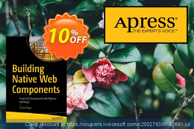 Building Native Web Components (Rojas)  경이로운   매상  스크린 샷
