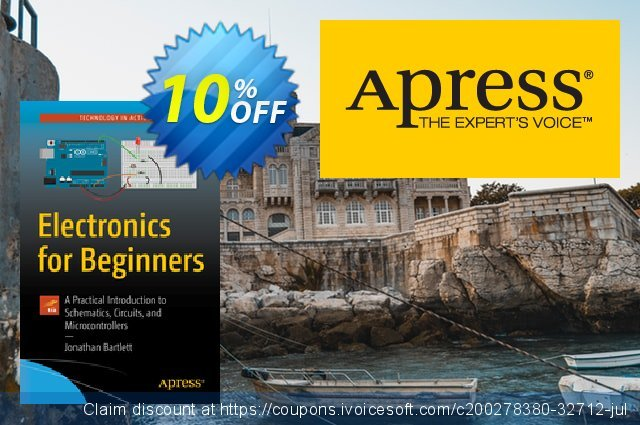 Electronics for Beginners (Bartlett) discount 10% OFF, 2020 Teacher deals discount