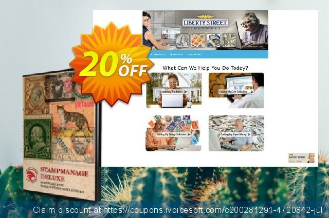 StampManage Deluxe discount 20% OFF, 2020 Halloween offering sales
